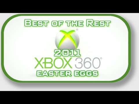 Top Easter Eggs of 2011: Best Of The Rest