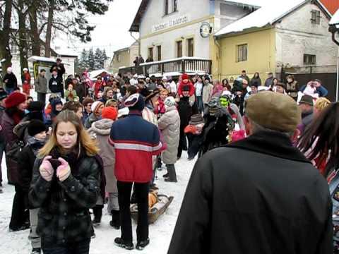 Masopust 2011 v Klenčí p.Č. & akce na pomoc koňskému útulku