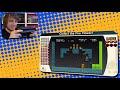 Фрагмент с начала видео NES Remix - Поход за грибами с Марио