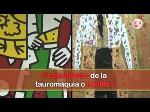 """La expo """"Toreador"""" en Las Ventas, una visión del arte plástico sobre la tauromaquia"""