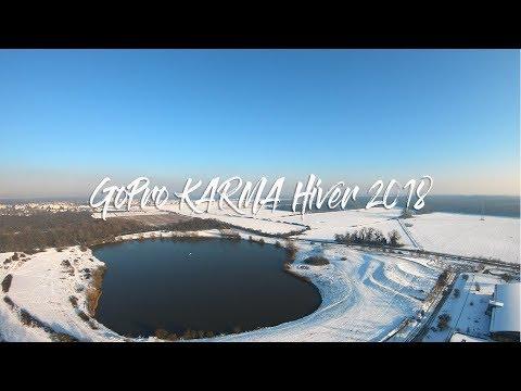 GoPro Karma - Winter Flight (GoPro Hero 6 Black)