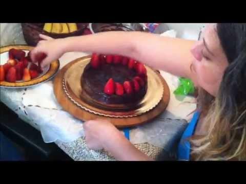 מתכון לעוגת שוקולד מיוחדת לפסח - ללא קמח
