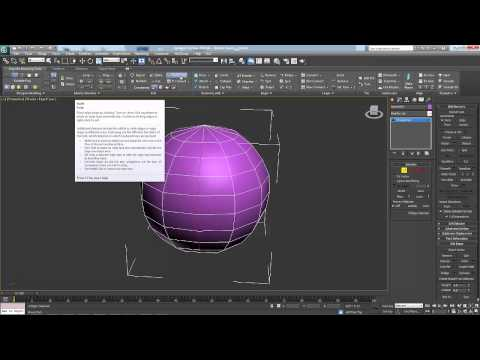 Beginner's Guide to 3ds Max -- 06: Graphite Modeling Tools