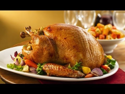 How To Cook Turkey - The Best Roast Turkey Recipe For Thanksgiving & Christmas - Moist & Juicy!