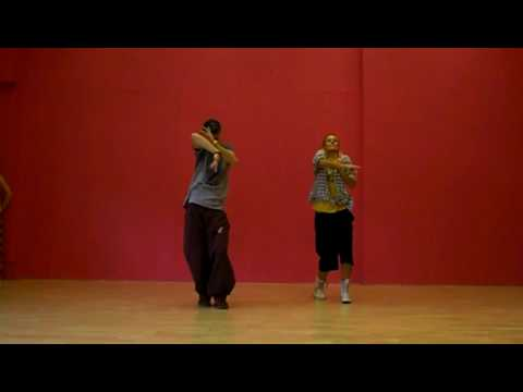 "Ragga Dancehall Routine ""Queen Ifrica - Times Like These"" by Andrey Boyko"