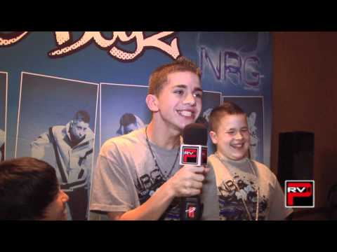 Iconic Boyz impressions of each other