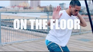 爆紅音痴哥 IceJJFish - On The Floor