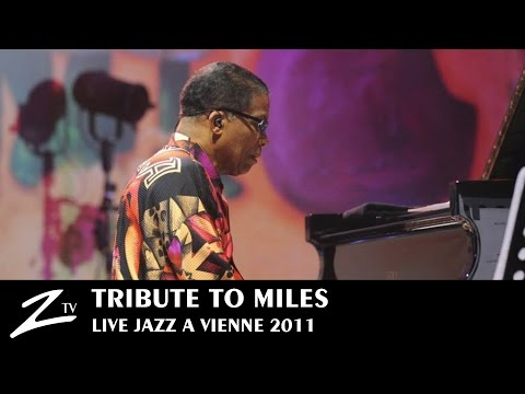 Hancock, Miller, Shorter - Tribute to Miles - Jazz à Vienne 2011 (Official)