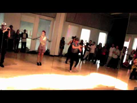 Adam Lambert - Better Than I Know Myself (Remix) Choreography by: Dejan Tubic & Janelle Ginestra
