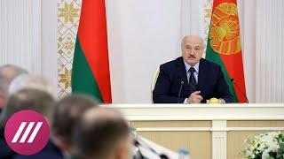 «Лукашенко — сказочник». Разбираем его речь о «спасении» Тихановской и «одесском» сценарии в Минске