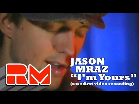 Jason Mraz - I-m Yours LIVE (Official RMTV Acoustic) Rare Early Performance!