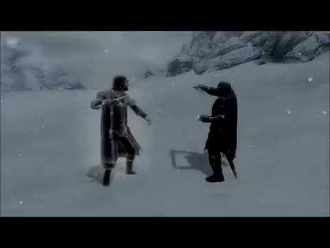 Champions of Skyrim: High-King Torygg Vs. Ulfric Stormcloak In an Epic Rematch!