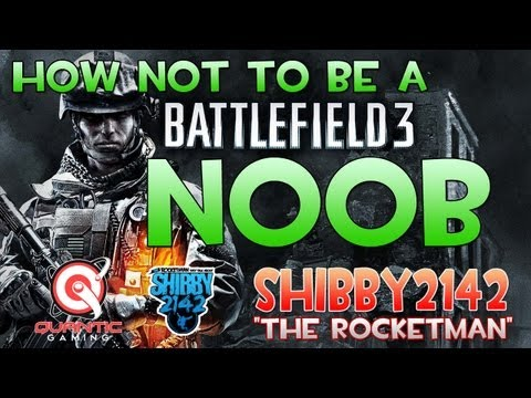 Battlefield 3 - How NOT to be a NOOB | Helpful Tips Hints Tricks for BF3 (Gameplay Commentary Tutorial)
