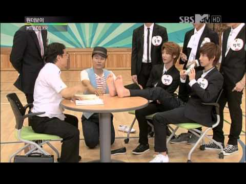 120820 BOYFRIEND - WONDER BOY EP.09 HD
