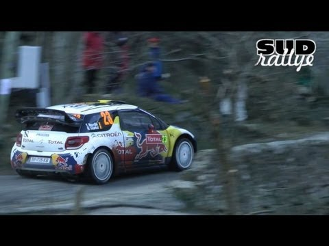 WRC Rallye Monte Carlo 2012 ( Version longue ) [HD]