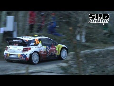 WRC Rallye Monte Carlo 2012 ( Version longue ) [HD]
