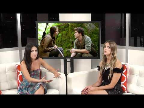2011 Post MTV VMAs Wrap Up - 'The Hunger Games' Clip
