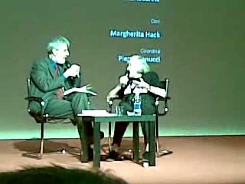 Margherita Hack - Libera Scienza in Libero Stato (2/8)