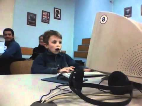 LOL Russian kid BUSTED watching porn XXX