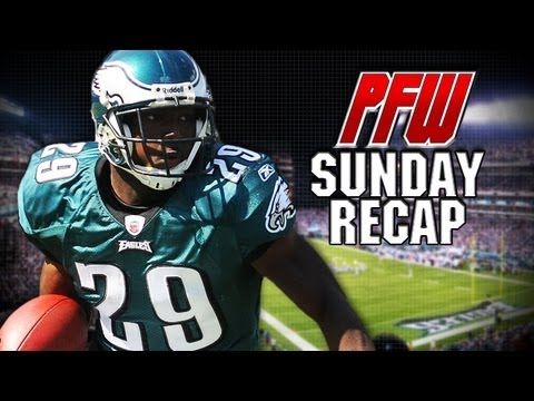 Has LeSean McCoy been underutilized by the Philadelphia Eagles?