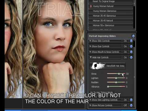 portrait professional 10 tutorial download