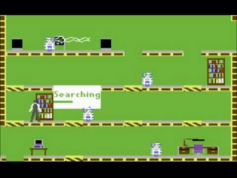 C64 Longplay - Impossible Mission (complete)