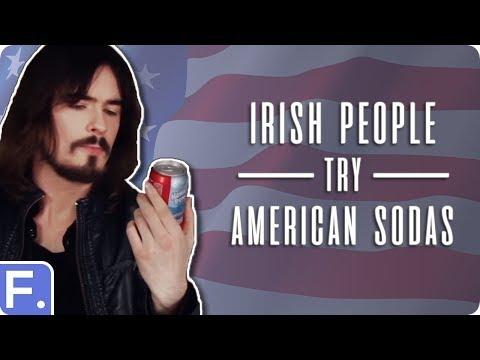 Irish People Taste American Sodas