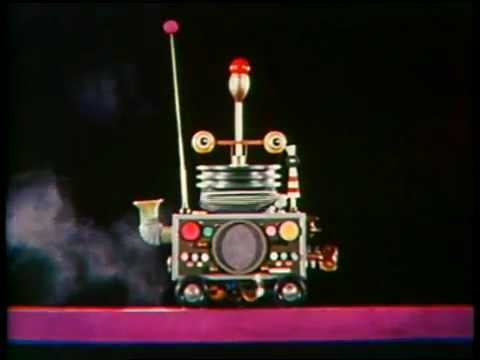 AT&T Archives: Robot, by Jim Henson