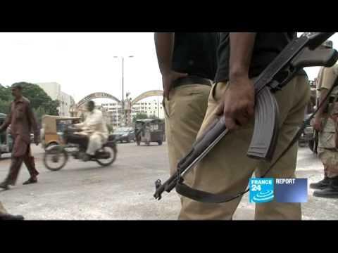 Pakistan: Karachi-s gang war