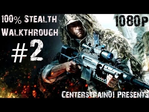 Sniper Ghost Warrior 2 Walkthrough Part 2  From Out Of Nowhere (xbox360/1080p)