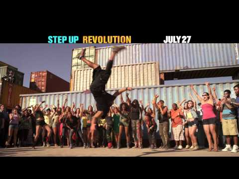 STEP UP REVOLUTION - &quot;Dances&quot; :30 TV Spot