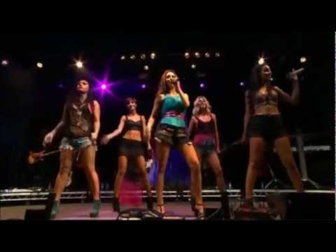 The Saturdays - Higher (V Festival - 21st August 2011)
