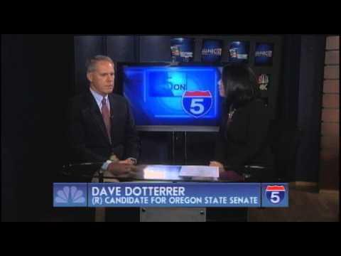 Dave Dotterrer (R) Candidate for Oregon State Senate