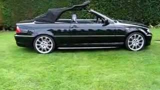 Trasformazione da coupè a cabrio E46