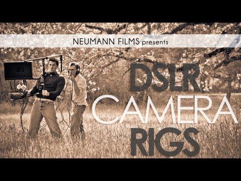 Canon T2i / Canon 550D / Kiss X4 - DSLR Camera Rigs