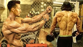 Tiger Shroff\'s Baaghi 3 Gym Workout Video Leaked