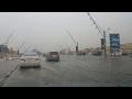 #دول_الخليج_العربي تشهد أمطارا غزيرة ورياحا قوية  - نشر قبل 4 ساعة