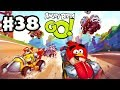 Angry Birds Go! Gameplay Walkthrough Part 38 - Rapid Rider L6! Air (iOS, Android)
