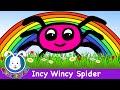 Incy Wincy Spider - Nursery Rhymes