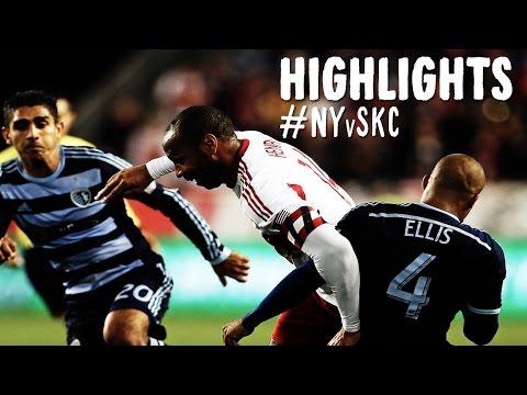 HIGHLIGHTS: New York Red Bulls vs. Sporting Kansas City   October 30, 2014