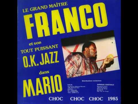 Mario (Franco) - Franco & le TPOK Jazz 1985