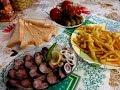 Селедочка по Русски/Картошечка фри/Тестим фритюрницу GFgril GFF-03 Easy Cook