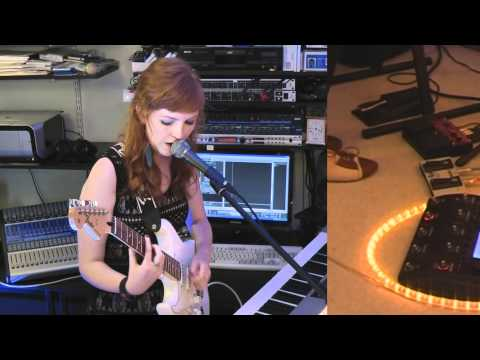 Feel Good Inc - Gorillaz Live Looped Cover - Josie Charlwood - BOSS RC-30