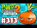 Plants vs. Zombies 2: It's About Time - Gameplay Walkthrough Part 313 - Stunion! (iOS)