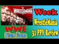WWE WRESTLEMANIA 31 PPV REVIEW: SETH ROLLINS CASHES IN