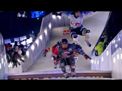 Red Bull Crashed Ice Saint Paul 2013 - Event Recap - UCblfuW_4rakIf2h6aqANefA