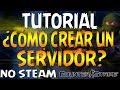 Como Crear Un Server Para Counter Strike 1.6 No Steam(Full)[Sin Errores]