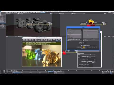 Octane Render for LightWave: The Camera - Part 2