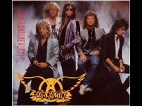 Aerosmith - Dude Looks Like A Lady (Studio Version + Lyrics)
