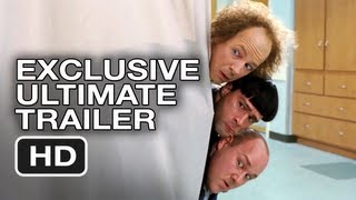 The Three Stooges Ultimate Trailer (2012) Super Bonk! HD EXCLUSIVE Movie
